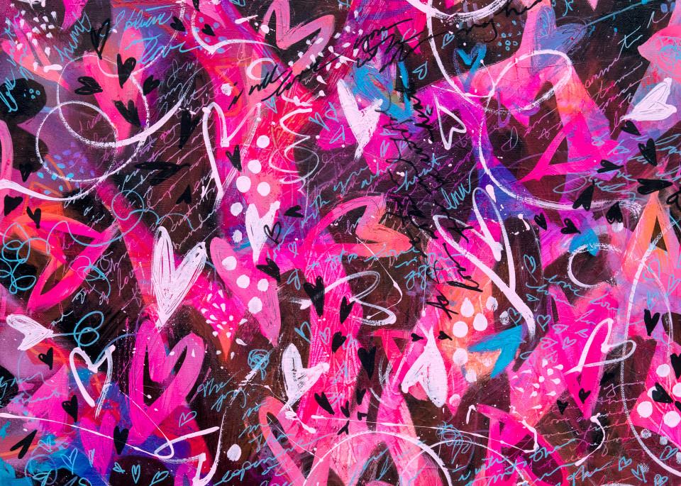 Wildest Hearts Set Free Art   Jessica Hughes Fine Art