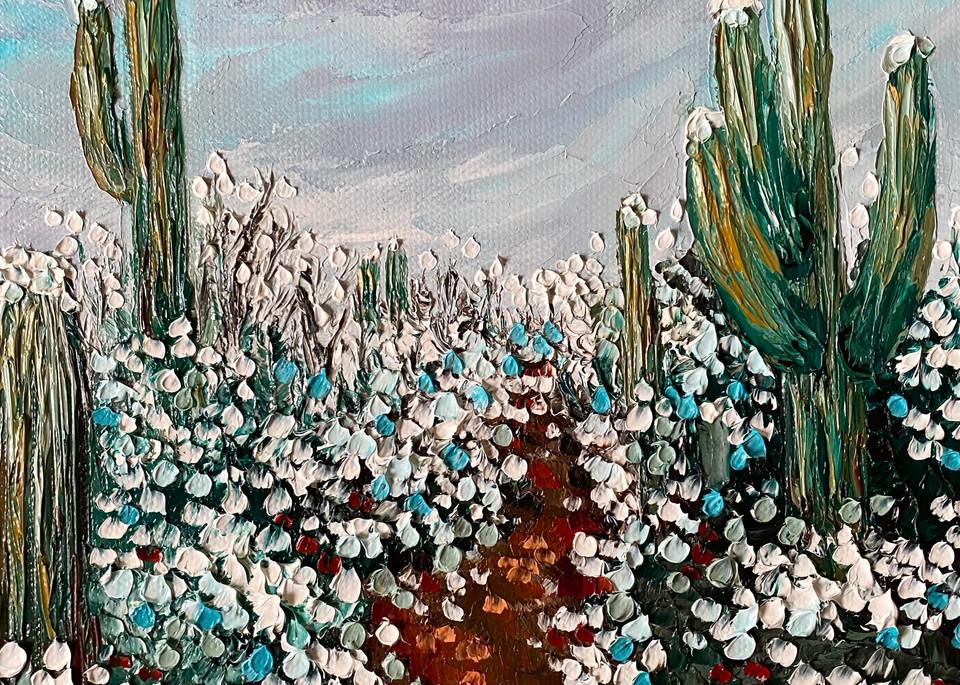 Sonoran Snow Art   Tessa Nicole Art