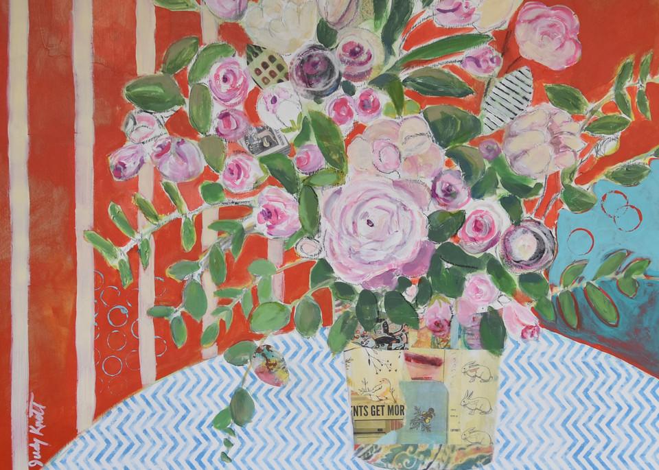 Paris Bouquet Art | KnottJust Art
