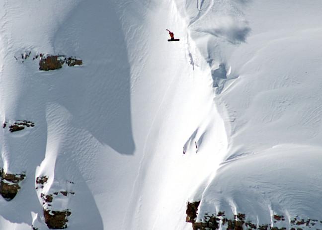 Adam Hastetter, Jackson Hole Backcountry, WY