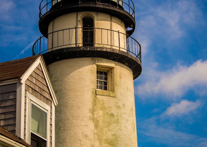 Highland Lighthouse, North Truro Photography Art   Ben Asen Photography