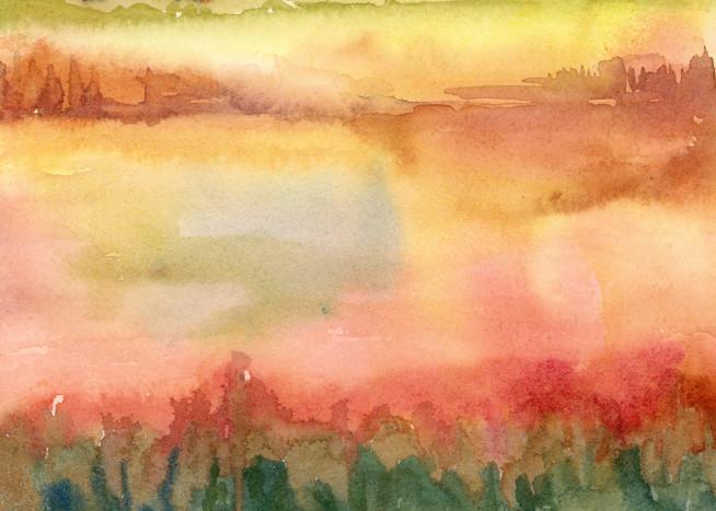 Everyday Is A New Sky Art | ArtByPattyKane