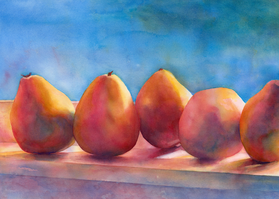 The Imperfection Of Pears Art | ArtByPattyKane