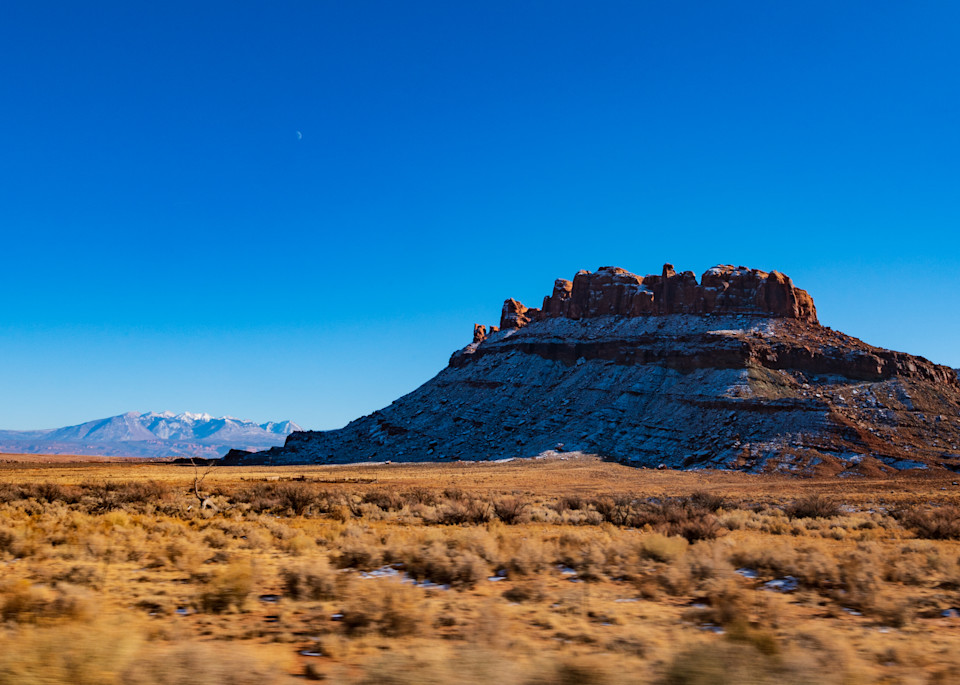 On The Road Photography Art | Call of the Mountains Photography