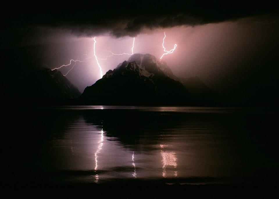 Moran Lightning
