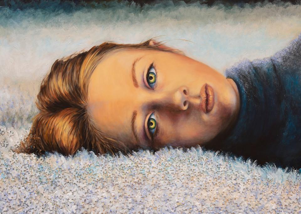 Dream Girl Jamie Art | darzart