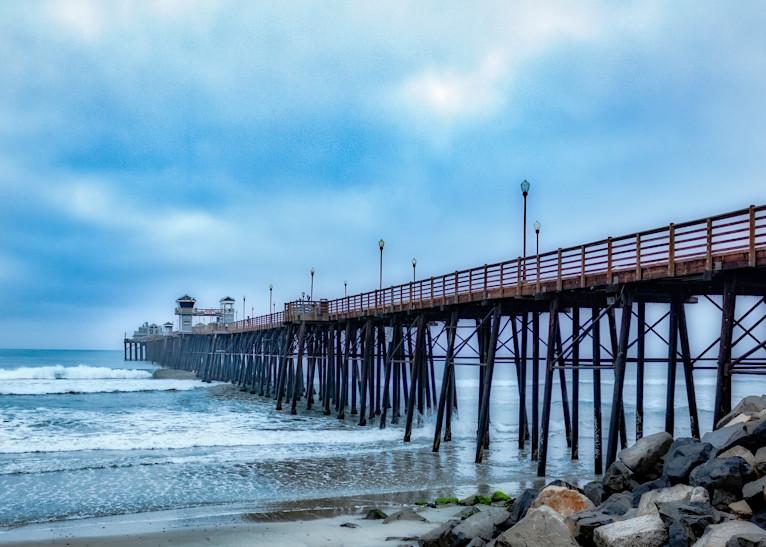 Oceanside Pier at Dawn