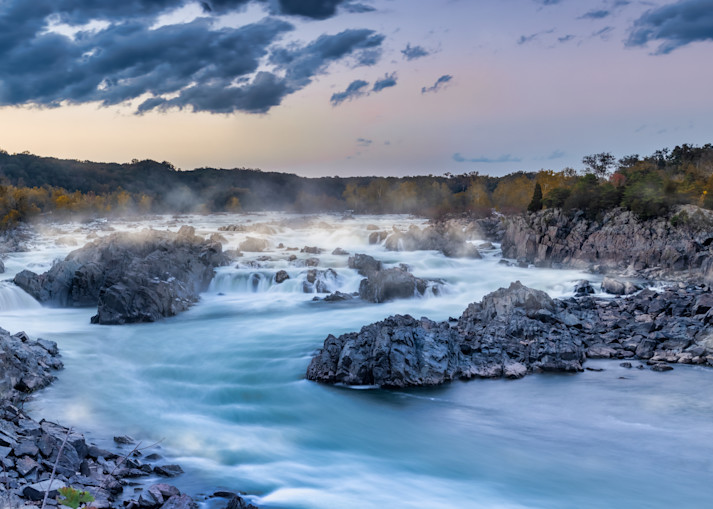 High Water at Great Falls