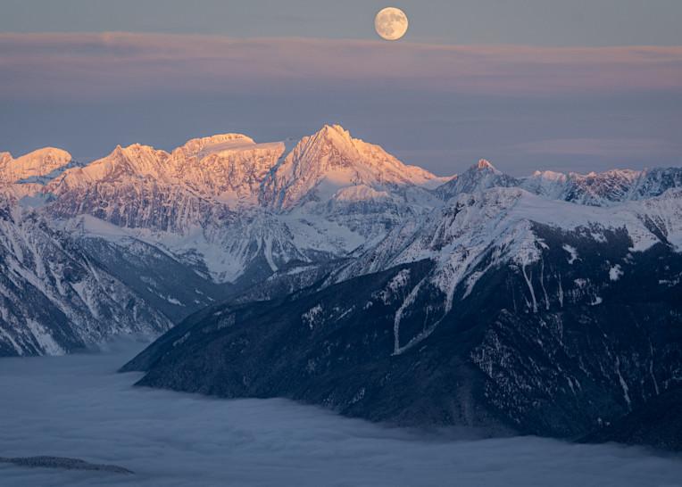 Tom Weager Photography - Jumbo Moonrise