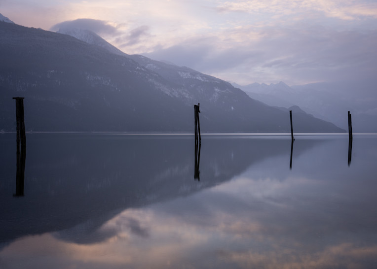 Tom Weager Photography - Serenity on North Kootenay Lake