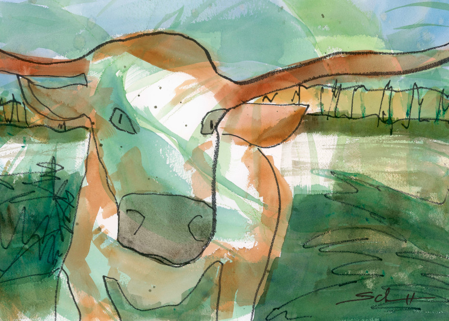 Bessie Art   Elaine Schaefer Hudson Art