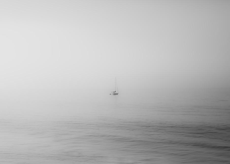 Malibu Fog Photography Art | Jan Birch Photography