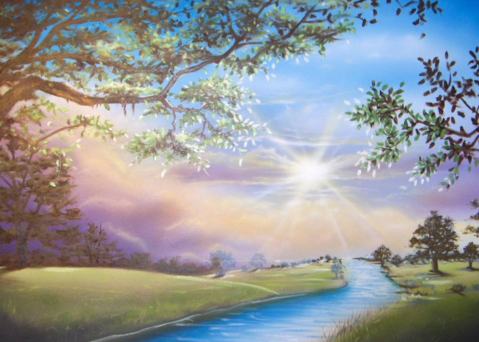 Heaven Is Real Art | James Loveless Art