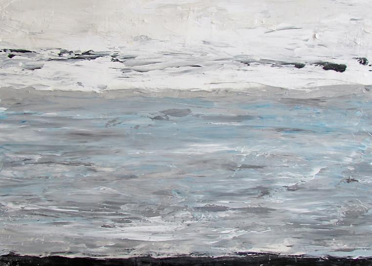 Winter Landscape Art | Linda Sacketti