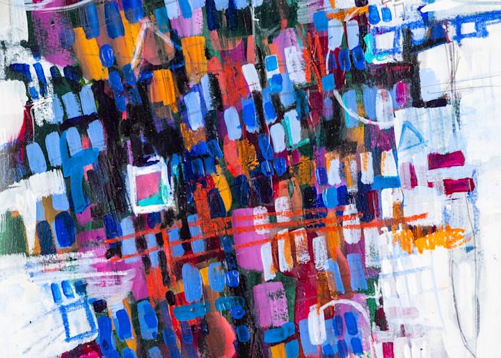 A Lift Uptown Art   Terrie Haley Artist