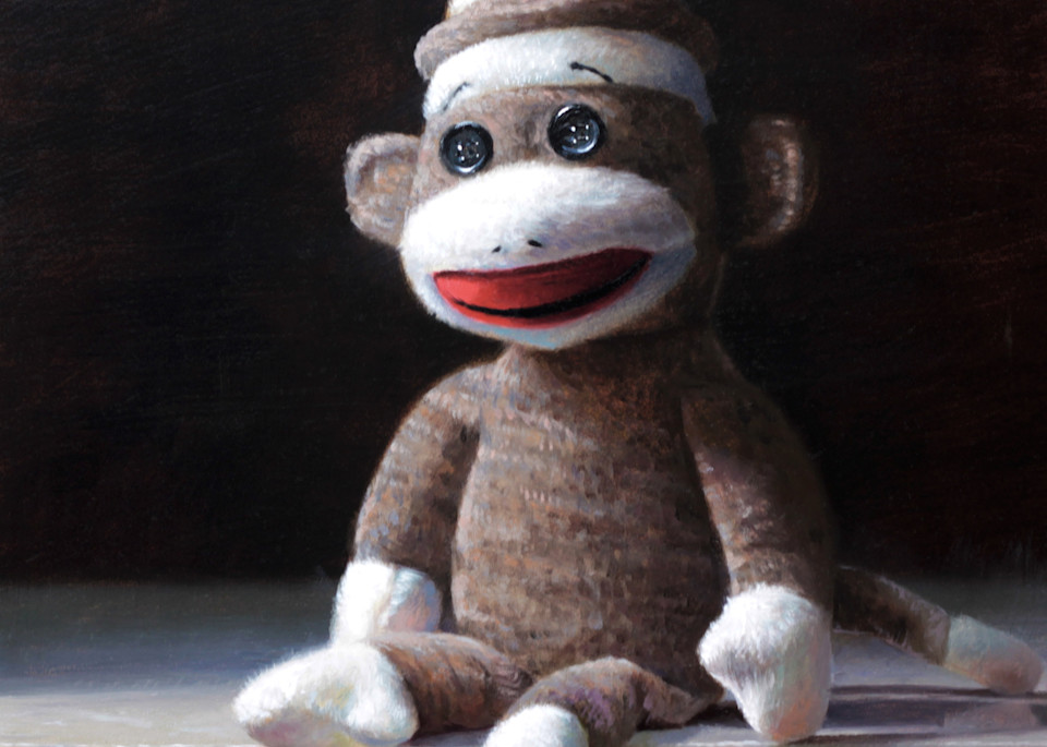 Monkey Business Art | Romanova Art