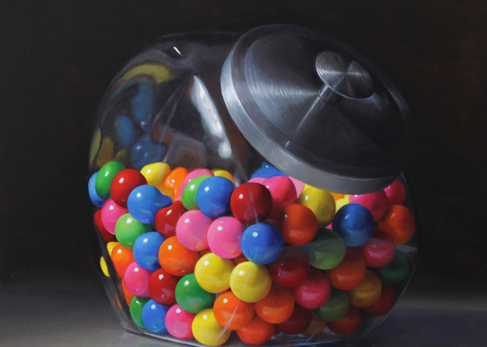 Sweet Tooth Art | Romanova Art