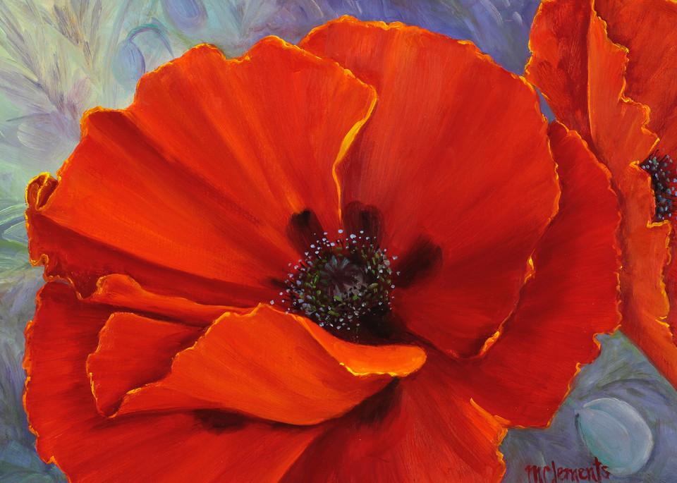 Looking Up Art | Marsha Clements Art