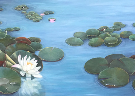 Serenity Art | Marsha Clements Art