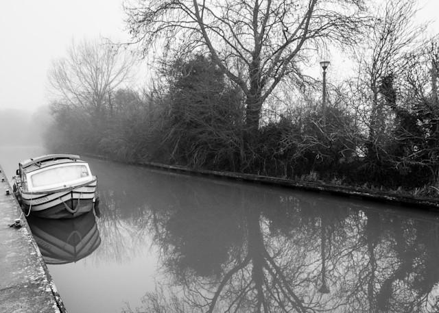 Thames Winter Scene
