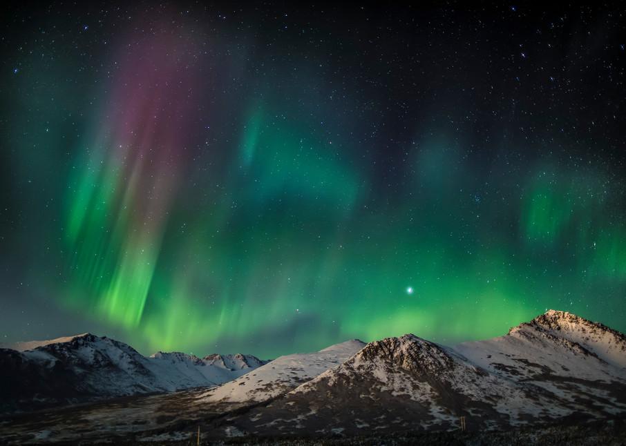 Chugach Lights 1