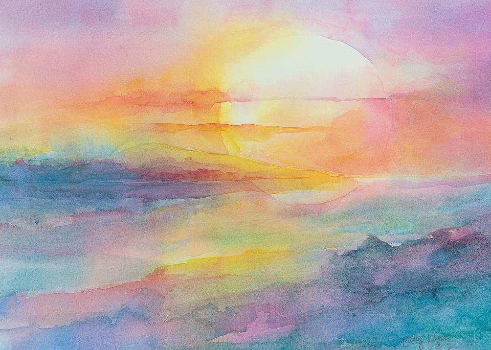 Florida Sunrise Ii Art | ArtByPattyKane