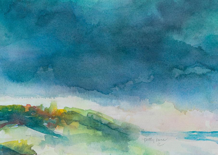 Stormy Sky Art | ArtByPattyKane