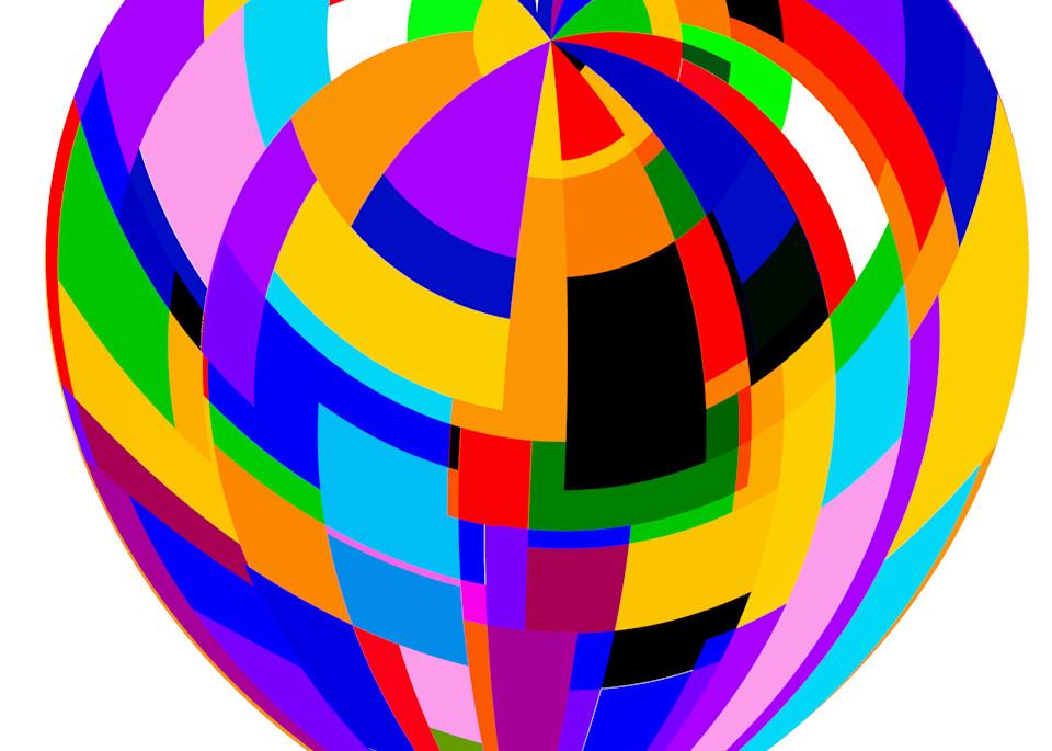 Heart Of Rectangles Merch Art | karenihirsch