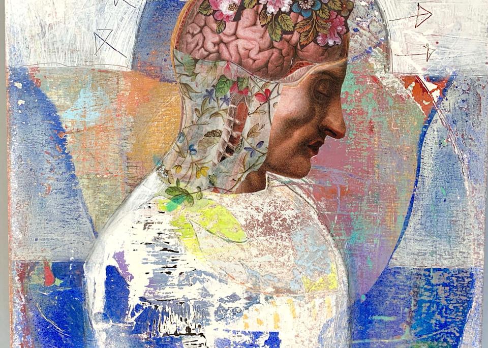 Thought Process Art | L BaLoMbiNi / red paint studio