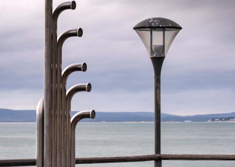 Boscombe Pier Tembos And Light Art | Roy Fraser Photographer