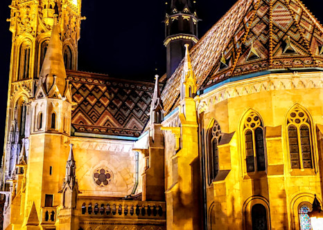 Budapest Grandeur, Number Six Photography Art | Photoissimo - Fine Art Photography