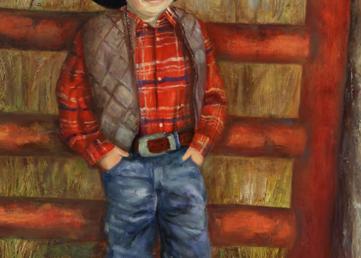 I'm Your Buckaroo Art   Marsha Clements Art