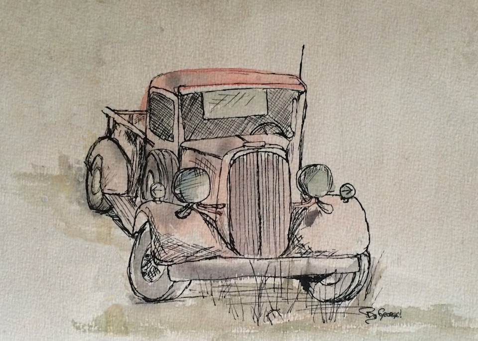 Out To Pasture V0b Art   ART By George!