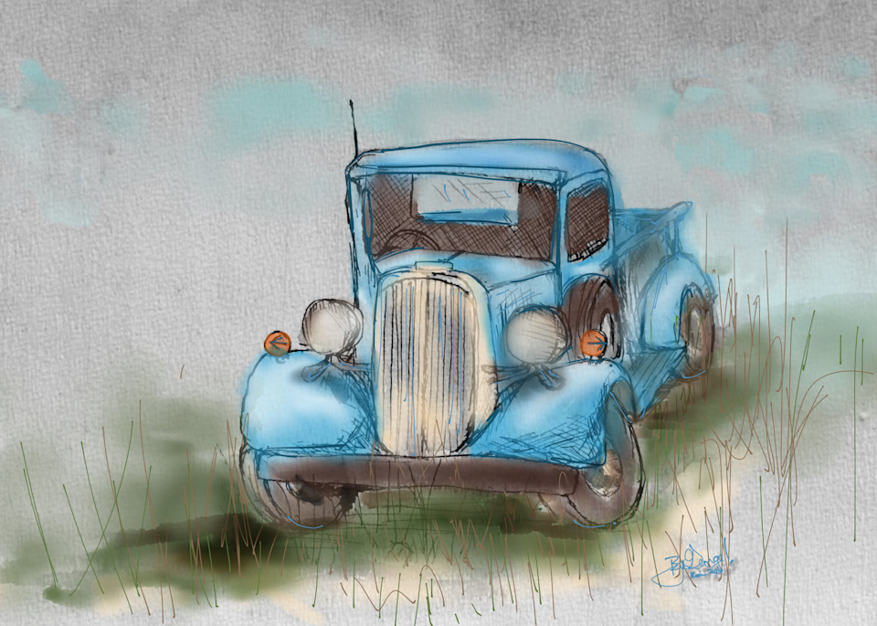 Out To Pasture Vb B Art | ART By George!