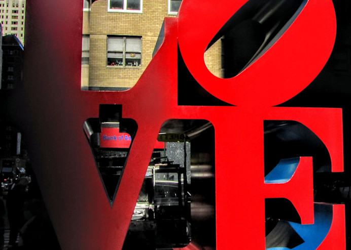 Love, Nyc #1 Photography Art | Photoissimo - Fine Art Photography
