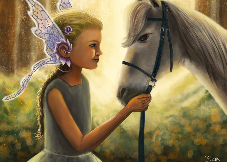A Magic Life Art | Priscila Soares - MyLuckyEars