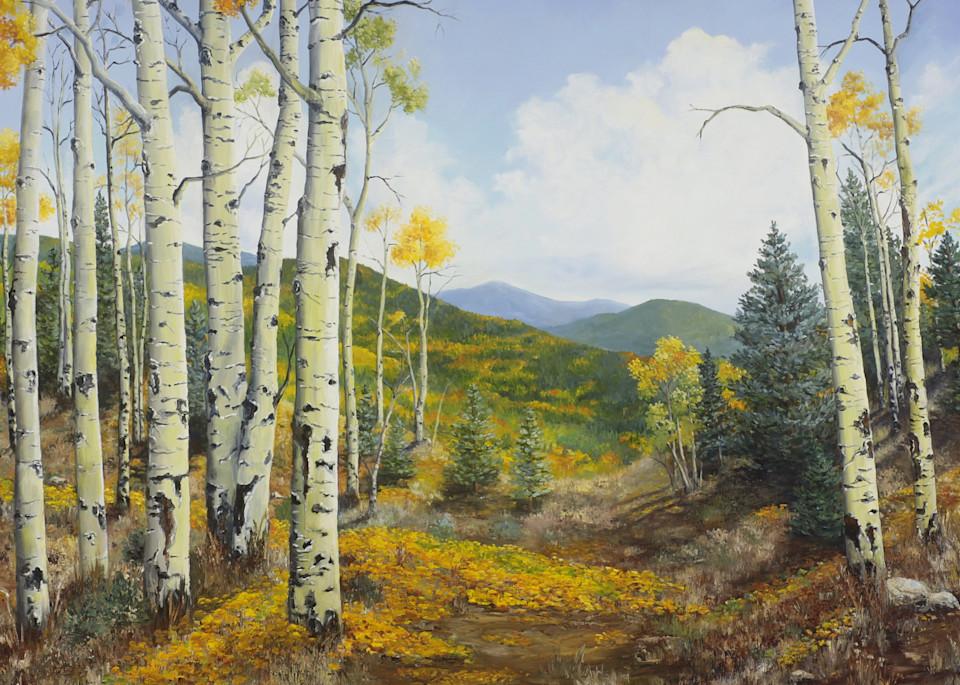 A Golden Day Art   Marsha Clements Art