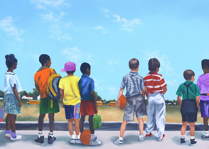Heading Home Art | Marsha Clements Art