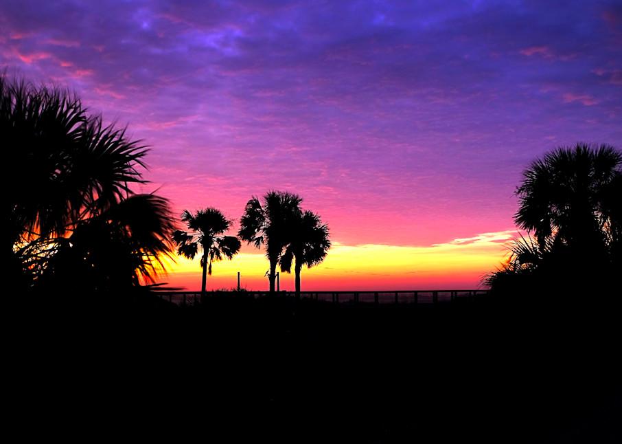 Emerald Coast Sunrise Photography Art | Silver Sun Photography