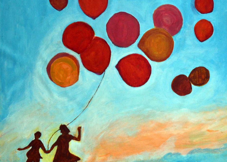 Conquer The Sky Art | Art Impact® International Inc