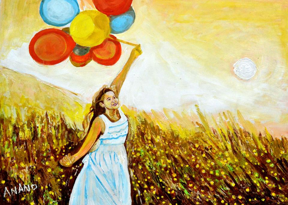 Free Spirited Art | Art Impact® International Inc