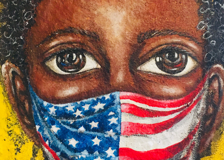 Liberty And Justice For All? Art | Art Impact® International Inc