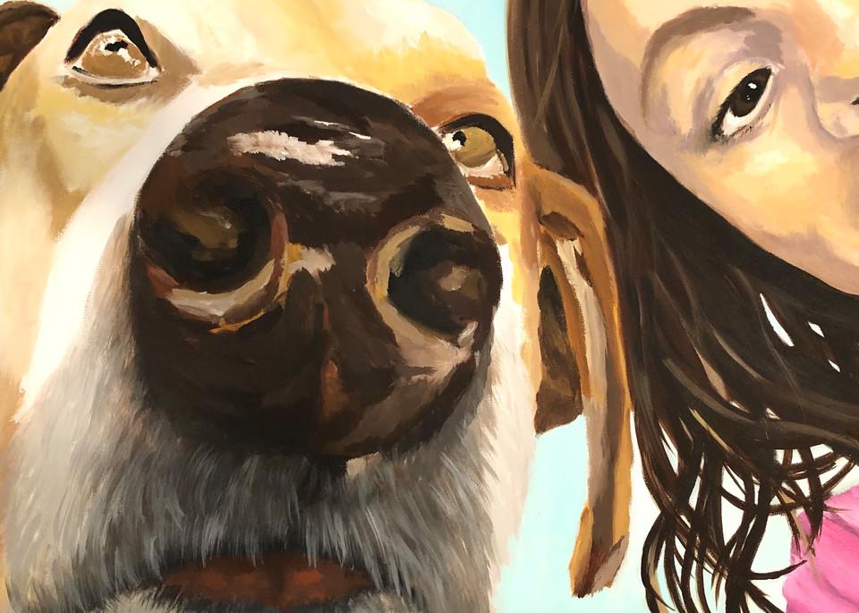 Selfie Art | Art Impact® International Inc