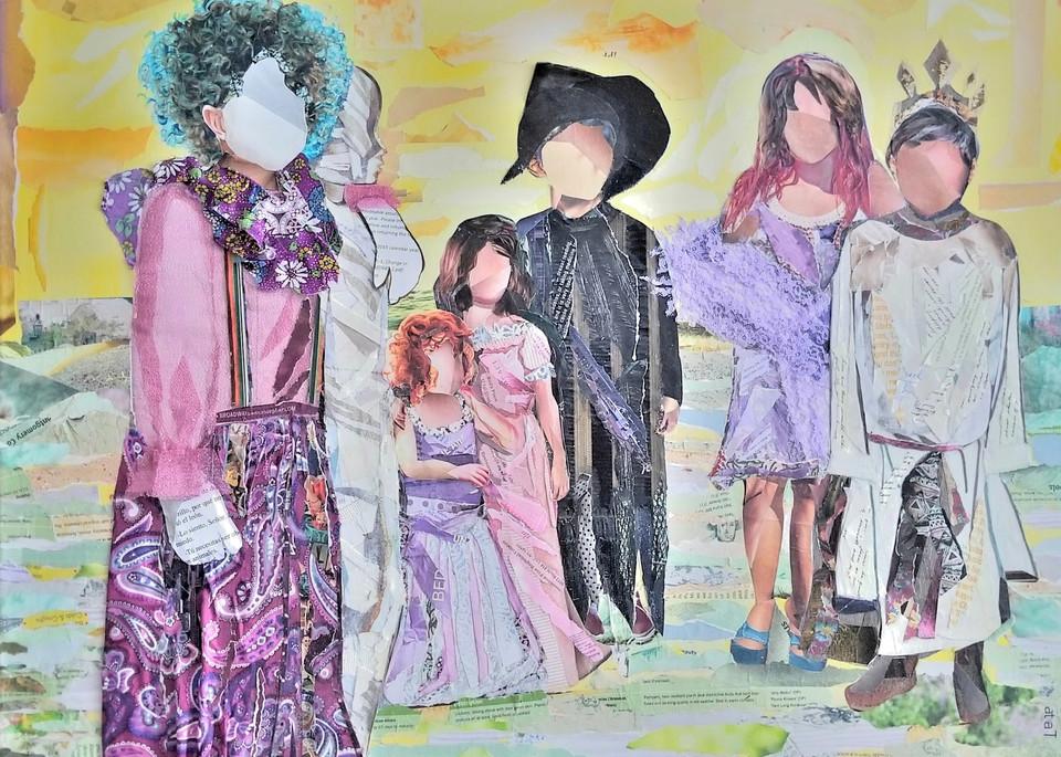 Cousins Forever 2 Art | Art Impact® International Inc