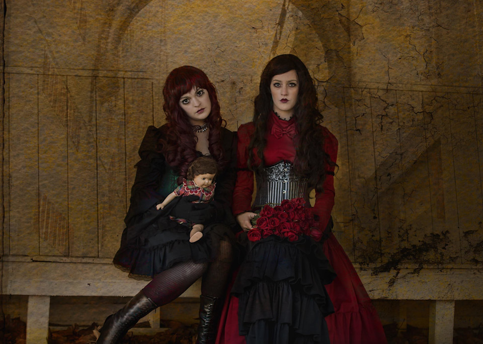 Sisterhood Of Evil Alice Photography Art | Jim Graham Photography