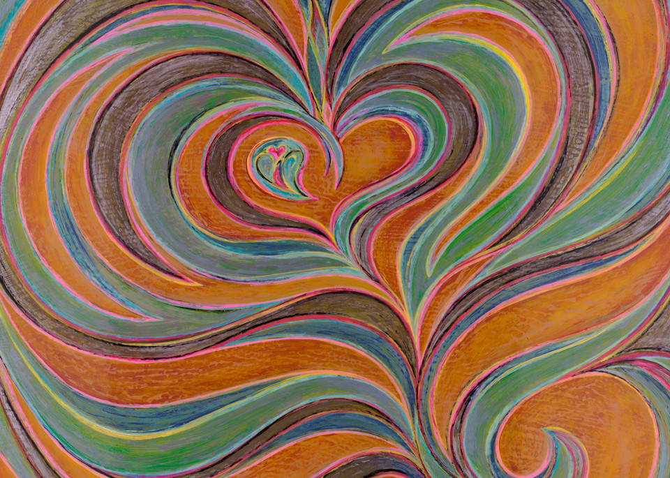 All You Need (Is Love) Art | Kim P. Bartholomew