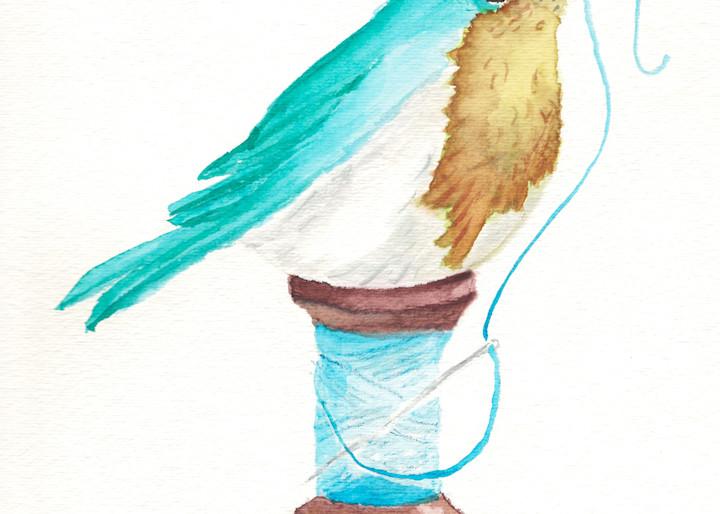 Crafty Bird