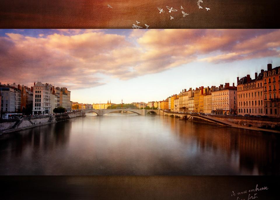 Lyon Mais Oui Art | Karen Hutton Fine Art
