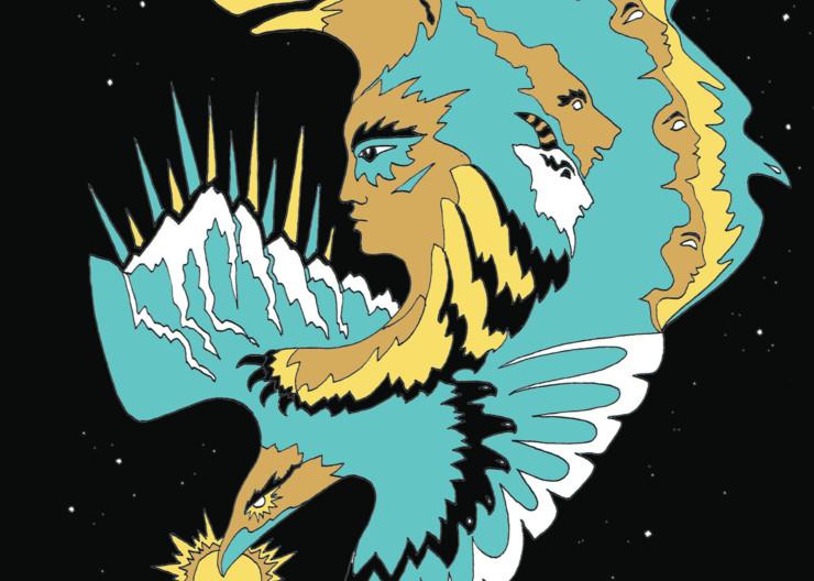 Great Bear Raven Art   treshamgregg - spiritart