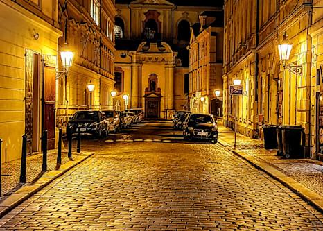 Quiet Prague Photography Art | Photoissimo - Fine Art Photography